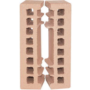 губский кирпич коричневый
